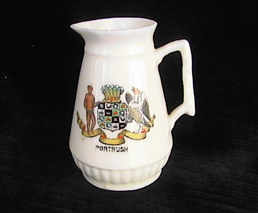 Small 'Belgravia Shape' jug