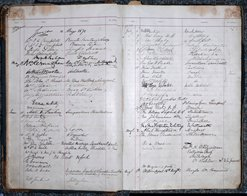 BBC News Feature Belleek Visitors Book is returned