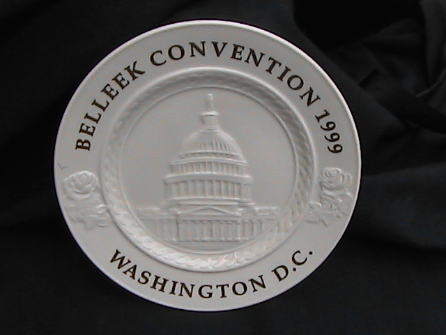 1999 Convention Plate