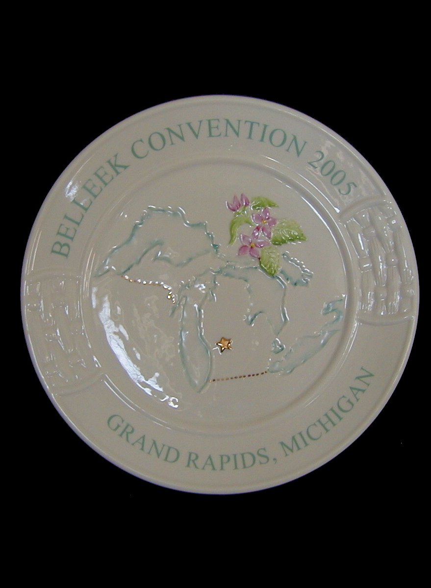 2005 Convention plate