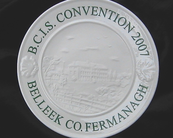 Convention Plate