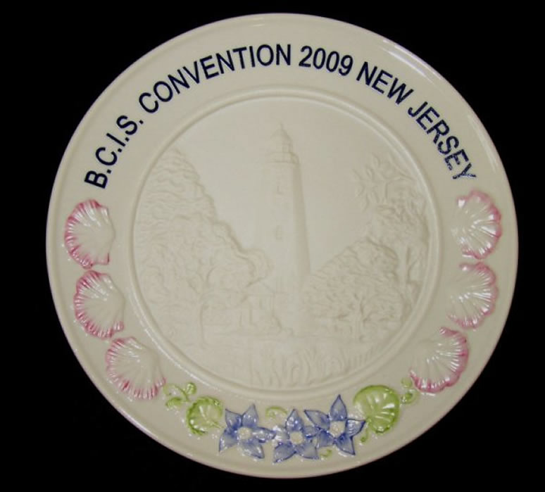 2009 Convention Plate