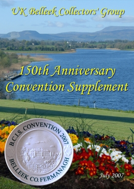 2007 Convention Supplement click image to read