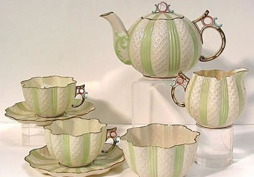 5 o'clock tea set