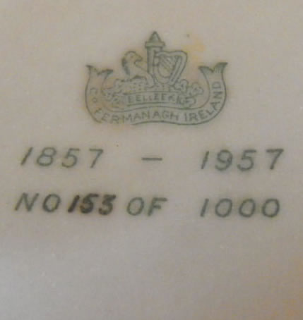 1957 Commemorative Mark