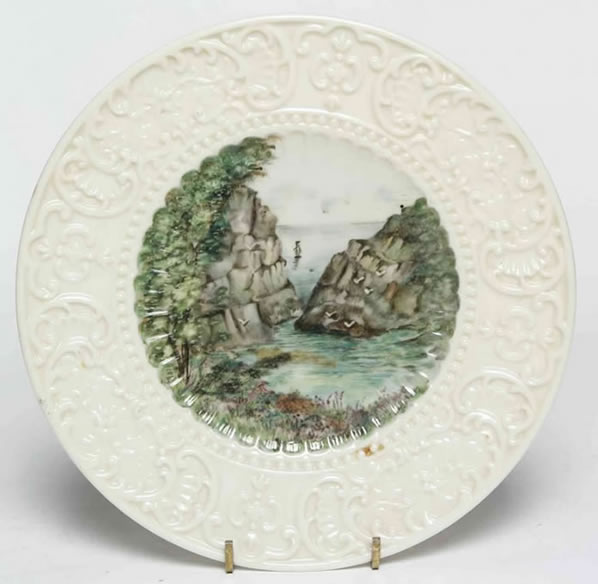 Cyril Arnold Plate