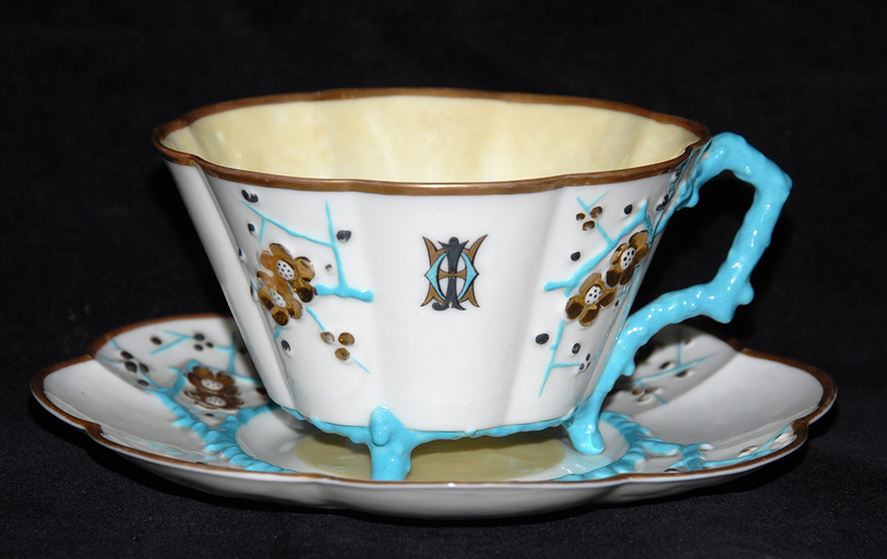 Thorn Cup and Saucer