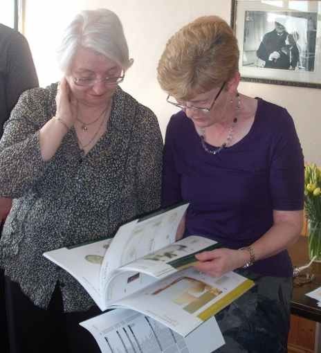 Examining latest catalogue