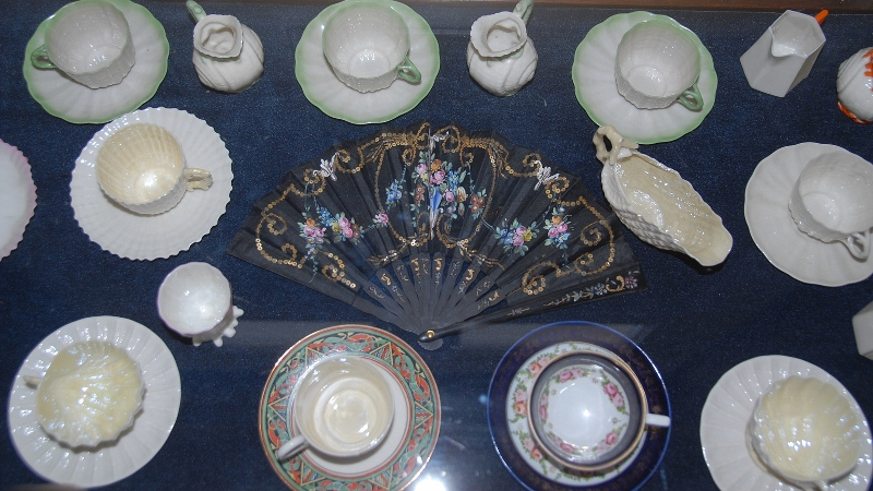 Belleek display