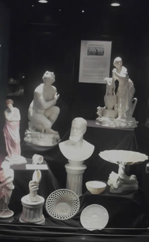 Belleek Pottery Museum with Fergus Cleary
