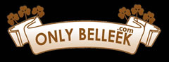 Only Belleek logo