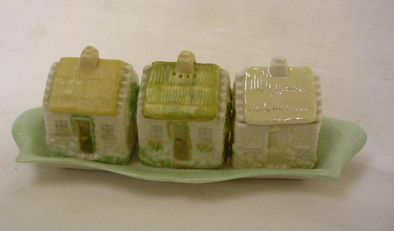 Cottage Condiment Set